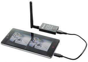 Eachine ROTG01 5.8G FPV Receiver android mobiltelefonokhoz