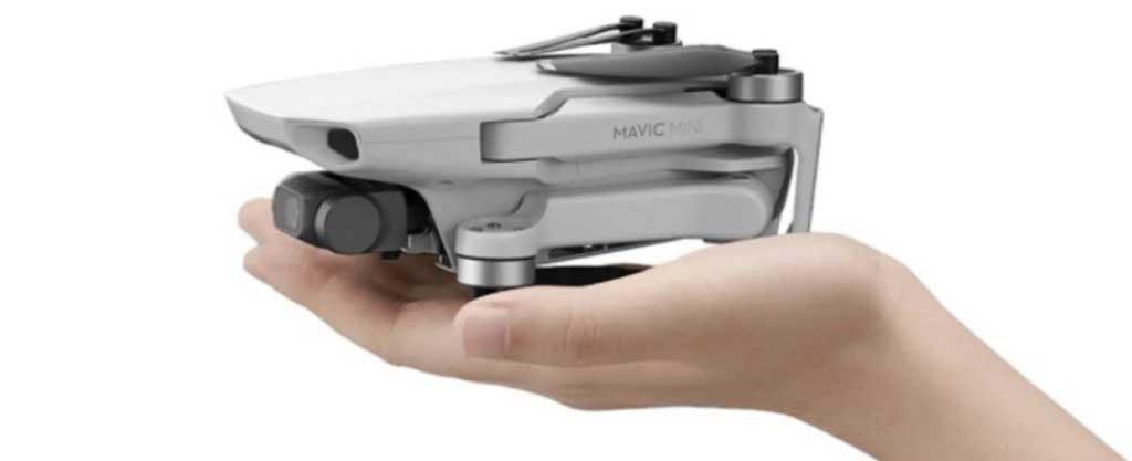 DJI Mavic Mini drón kupon