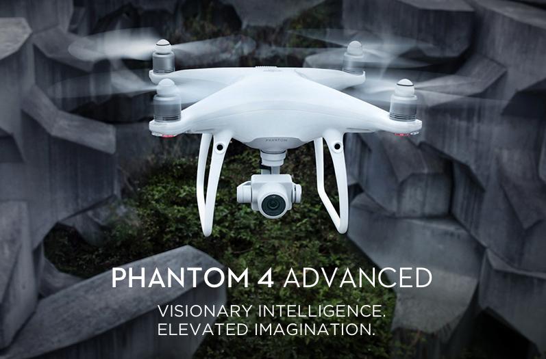 DJI Phantom 4 Pro drón