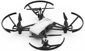 Ryze Tello a programozható DJI szelfi drón kezdőknek olcsón