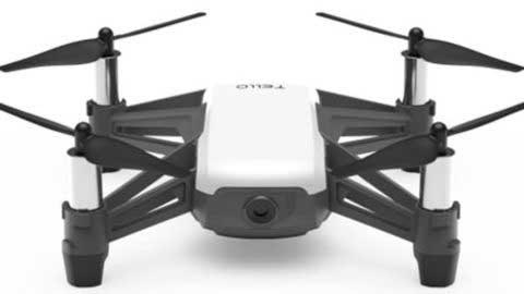 DJI Ryze Tello a programozható drón
