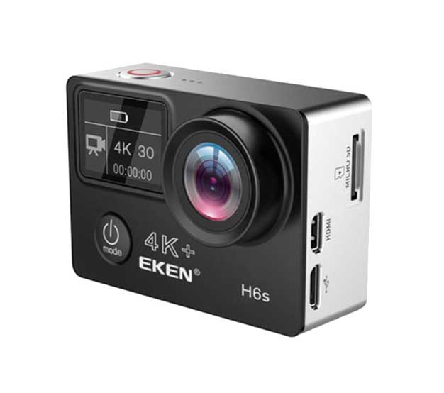 EKEN H6S akciókamera kupon