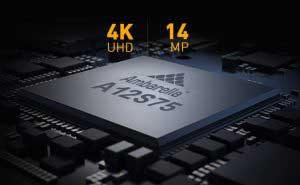 EKEN H6S akció kamera teszt - Ambarella processzor