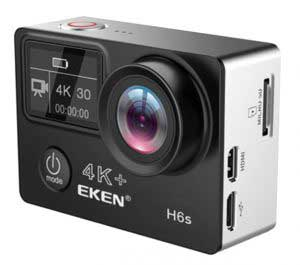 EKEN H6S akciókamera teszt