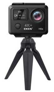 EKEN H6S akciókamera tripod