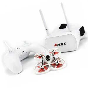 Emax Tinyhawk II kezdő FPV verseny drón szett kupon