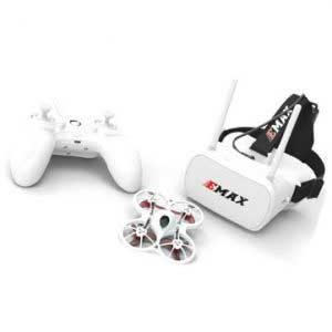 Emax Tinyhawk kezdő FPV verseny drón szett kupon