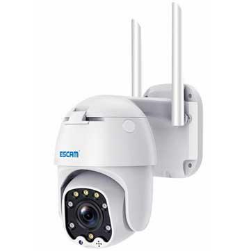 ESCAM QF288 forgatható FULL HD kültéri WiFi IP kamera vásárlás