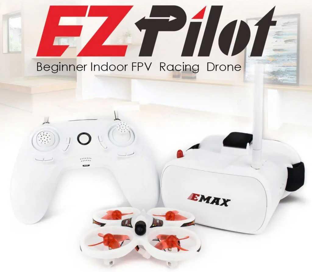 Emax EZ Pilot kezdő FPV verseny drón szett