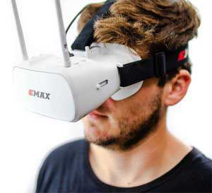 EMAX Tinyhawk II verseny drón szett