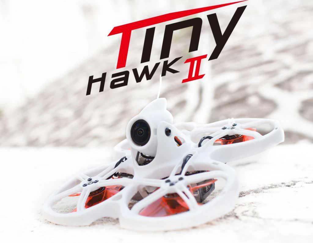 Emax Tinyhawk II kezdő FPV verseny drón szett