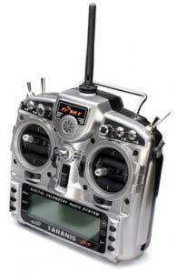 Frsky Taranis X9D Plus RC drón Távirányító