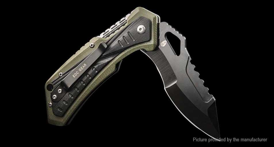 HX OUTDOORS ZD - 019 taktikai túra és túlélő kés