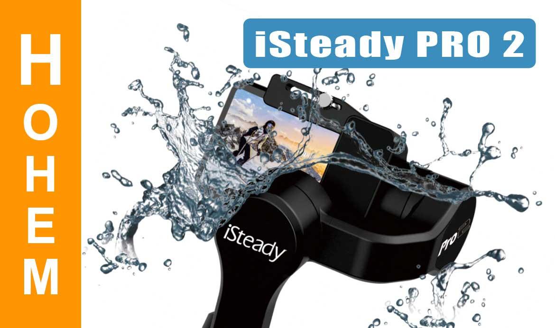 Hohem iSteady Pro 2 akciókamera gimbal kupon