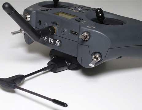 TBS Crossfire Nano Jumper T-Lite RC távirányító