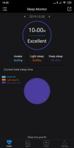 M3 PRO okoskarkötő alvás monitor