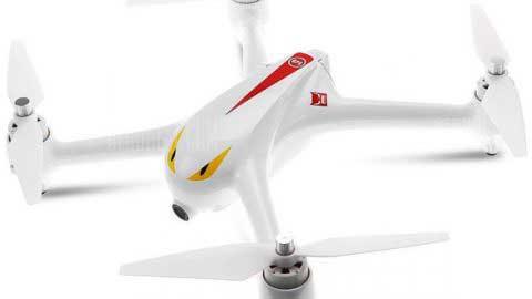 MJX Bugs 2 B2C Brushless FULL HD kamerás drón