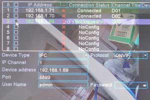 Guudgo GD-NR01 NVR felvevő IP kamera beállítása