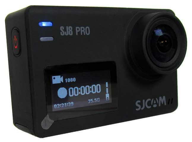 SJCAM SJ8 Pro akciókamerám