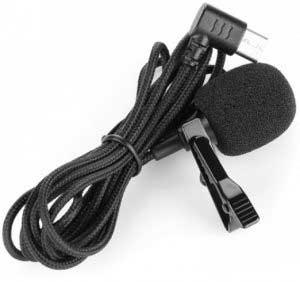 SJCAM SJ8 Pro külső mikrofon