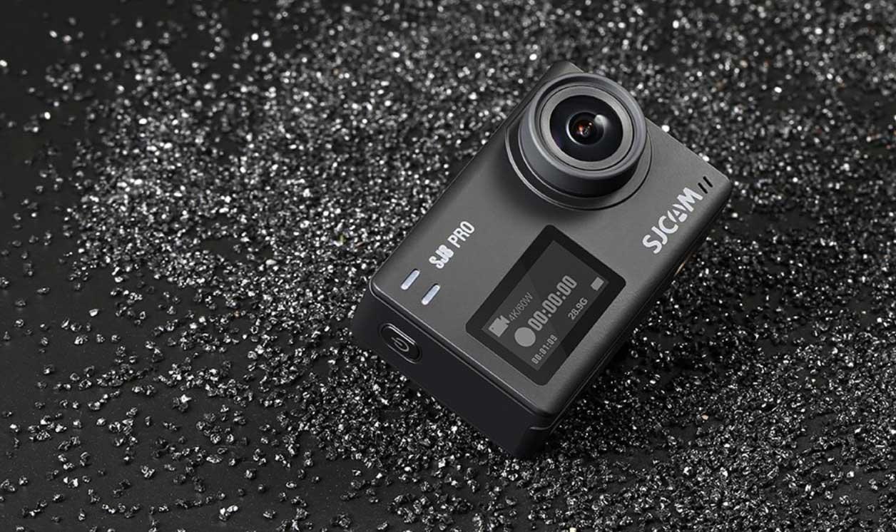 SJCAM SJ8 Pro akciókamera teszt