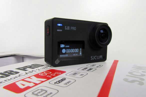SJCAM SJ8 Pro akciókamera teszt - fotó 1