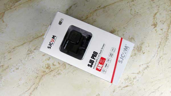 SJCAM SJ8 Pro akciókamera teszt - fotó 2