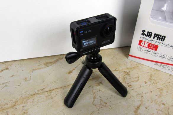 SJCAM SJ8 Pro akciókamera teszt - fotó 4