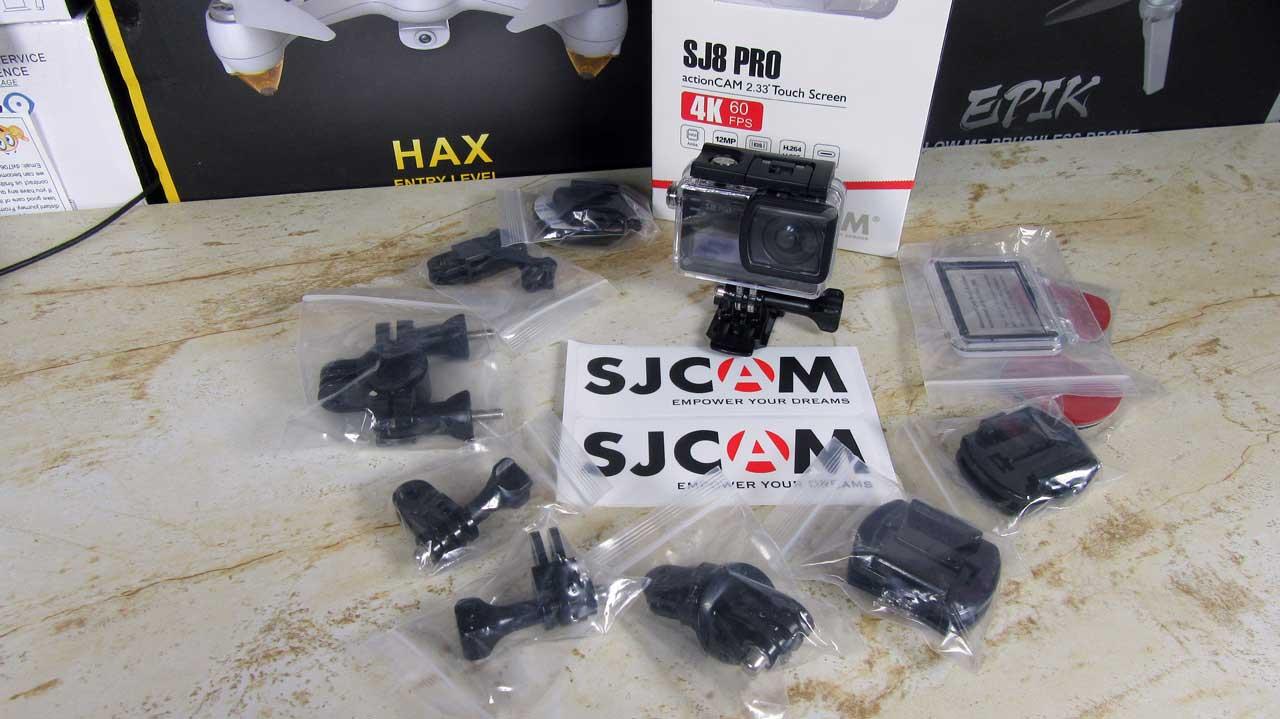SJCAM SJ8 Pro akciókamera teszt - fotó 5