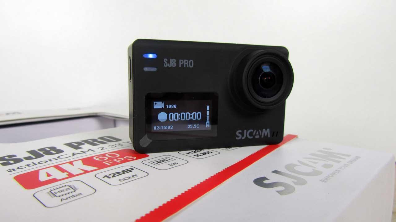 SJCAM SJ8 Pro akciókamera teszt - fotó 6