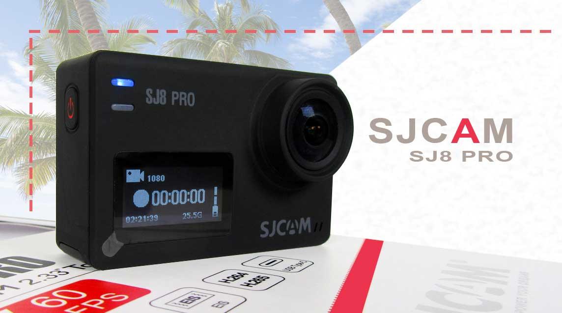 SJCAM SJ8 Pro akciókamera teszt – Végre megérkezett!