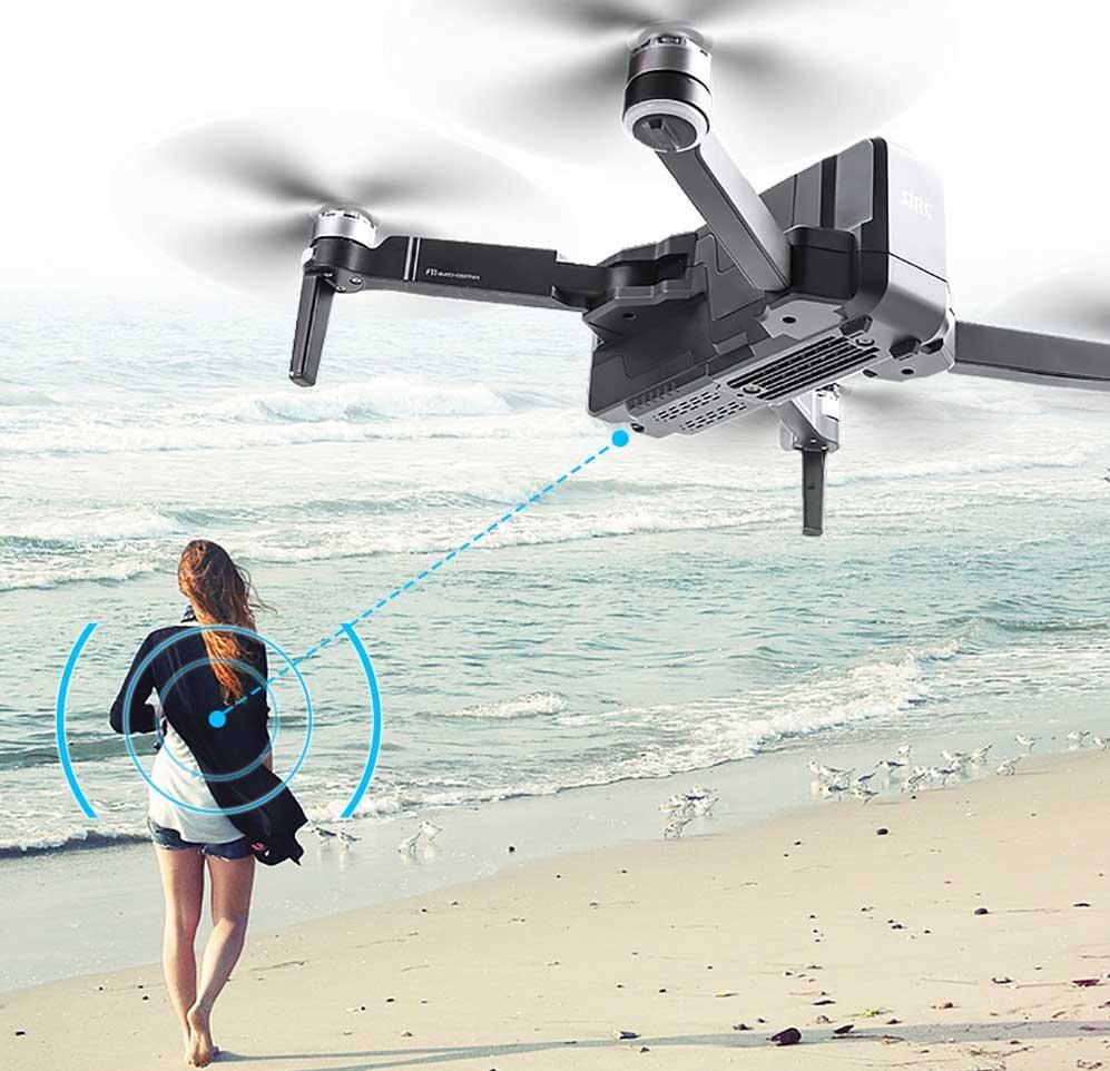 SJRC F11 FULL HD kamerás drón kezdőknek