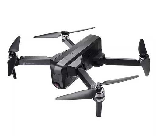 SJRC F11 összecsukható drón