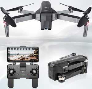 SJRC F11 legjobb FULL HD kamerás drón kezdőknek