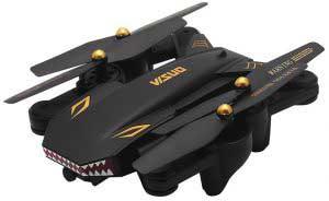 Tianqu Visuo XS809S összehajtható drón
