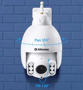 forgatható vagy fix pontos WiFi IP kamerák