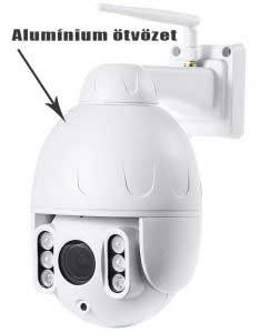 WiFi IP kamera tartósság