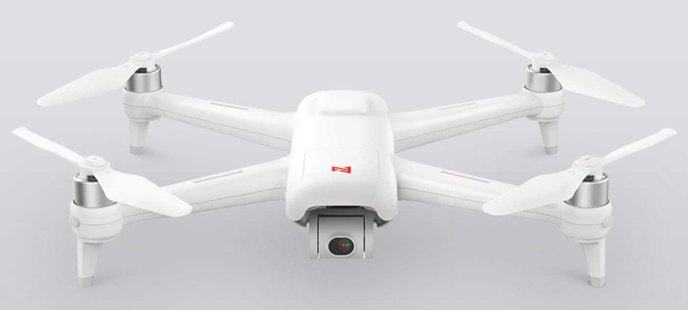 Xiaomi FIMI A3 drón kezdőknek