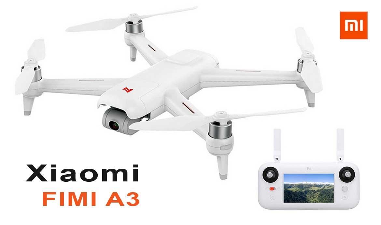 Xiaomi FIMI A3 drón teszt -legjobb drón hobbi videózáshoz