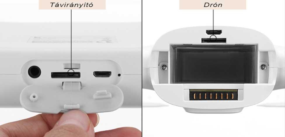 Xiaomi FIMI A3 drón teszt -Dual DVR mód