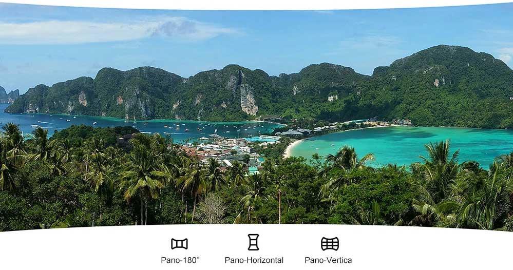 Xiaomi Fimi X8 SE 4K drón teszt - Panoráma fotók