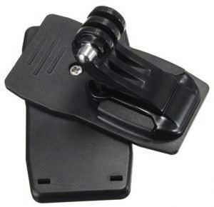 akciókamera kiegészítők felfogató csipesz