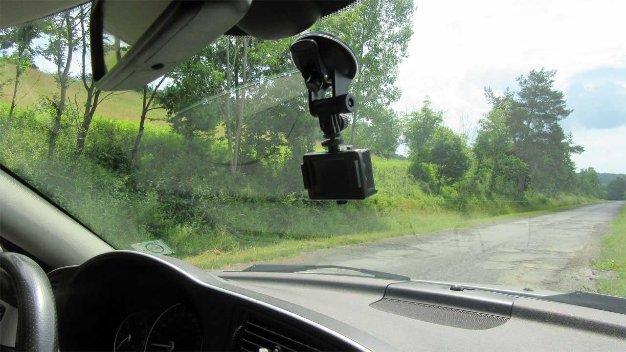 akciókamera tartó autóhoz