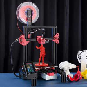 Alfawise U30 Pro 3D nyomtató