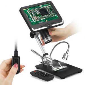 Andonstar AD206 3D Digitális mikroszkóp kupon