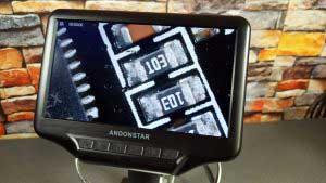 Andonstar AD407 digitális mikroszkóp