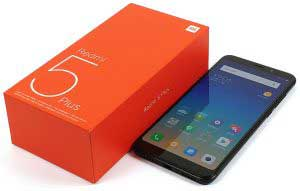 Android telefon Xiaomi Redmi 5 Plus