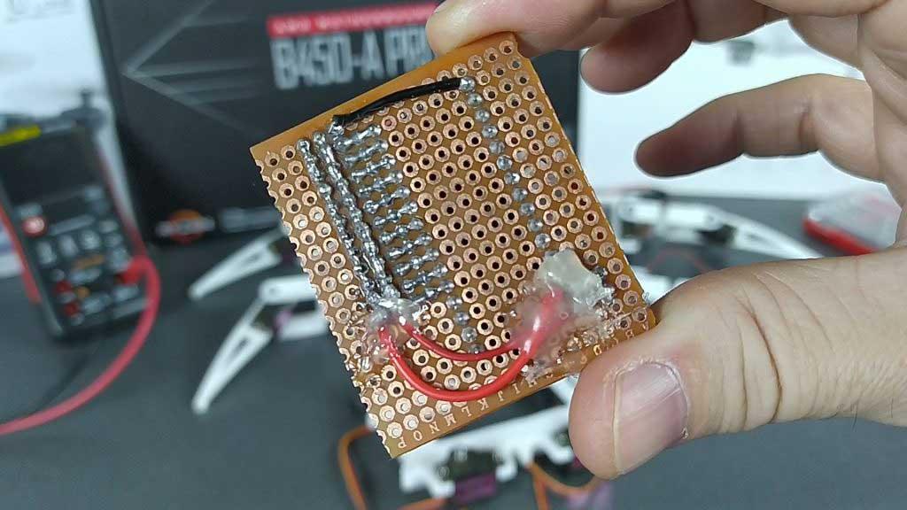 Arduino Nano robot pók