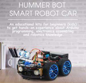 Arduino robotika tanulás