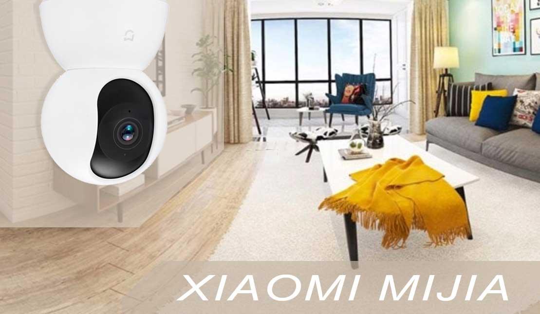 WiFi IP kamera Xiaomi Mijia
